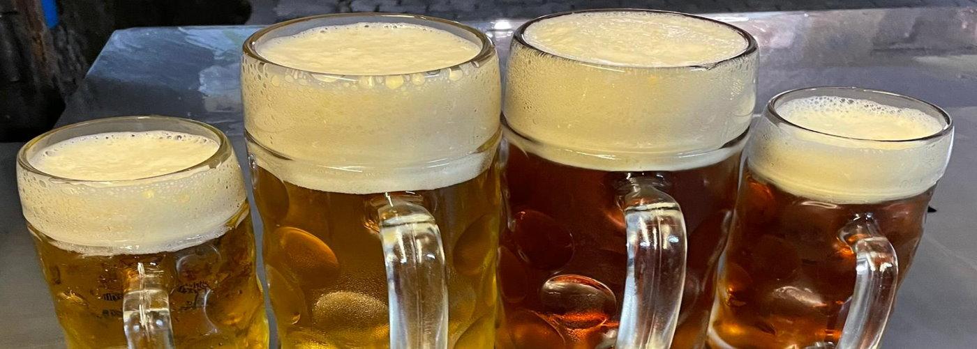 Sliderbild leckeres traditionelles Treuchlinger Bier